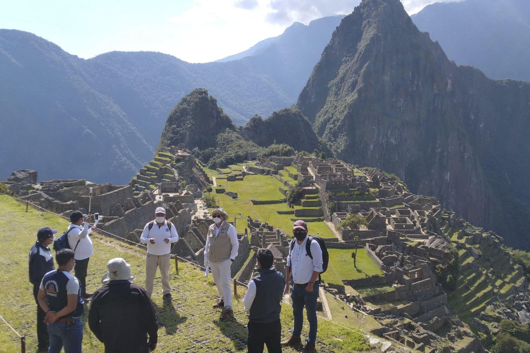 Comité técnico aprueba aumento de aforo en Machu Picchu hasta 3,494 turistas por día