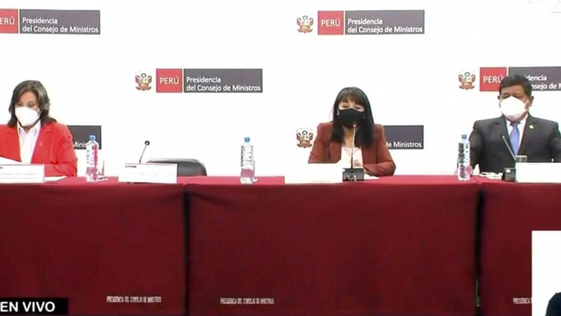 Ejecutivo evalúa mejores propuestas respecto a proyecto sobre cuestión de confianza