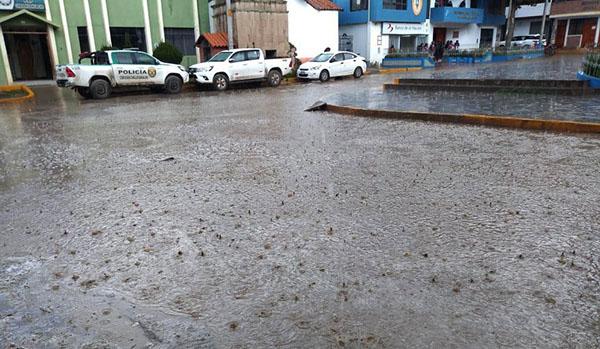 Del 31 de Enero al 2 de Febrero se presentarán, fuertes precipitaciones pluviales en la Región Apurímac.