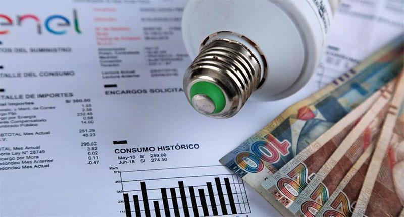 Recibos de luz podrán pagarse hasta en 2 años