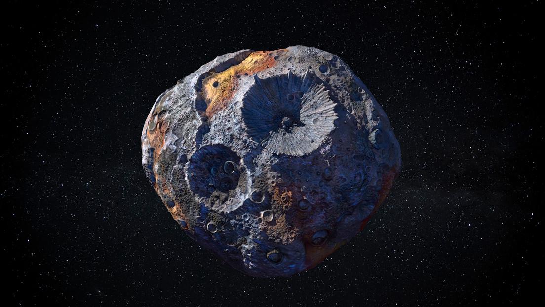 El asteroide que supera en miles de veces el valor de la economía global podría ser una pila de escombros