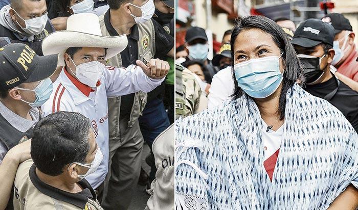 ANGR pide que Keiko Fujimori y Pedro Castillo expongan sus planes en foro