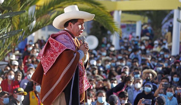 Presidente Castillo: vamos a llevar a cabo la verdadera descentralización del país