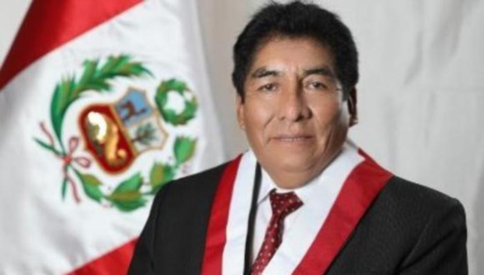 Congresista Hipólito Chaiña falleció por COVID-19