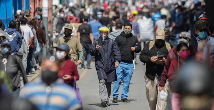 Cuarentena total continúa en 4 regiones y se reduce a 25 provincias la cuarentena focalizada