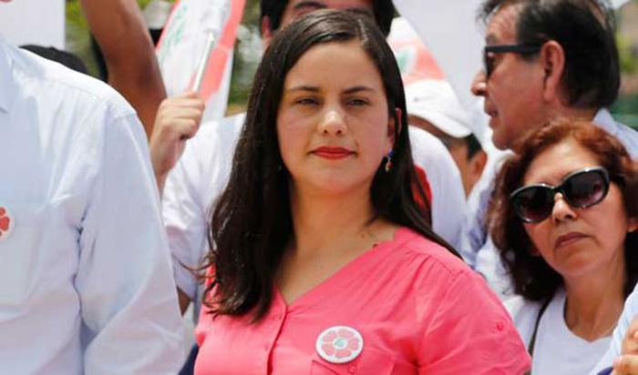 Elecciones 2021: Verónika Mendoza sería precandidata de Juntos por el Perú y Nuevo Perú