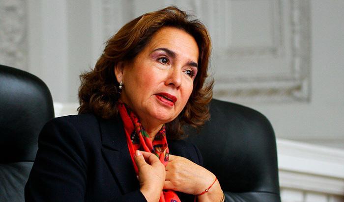 Elvia Barrios: la primera mujer que presidirá el Poder Judicial