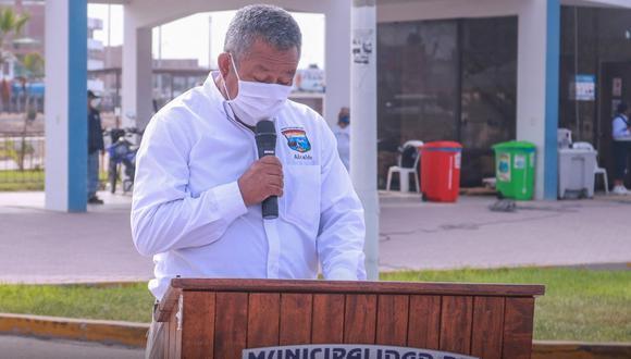 Alcalde de Punta Negra falleció por COVID-19 tres días después que su esposa
