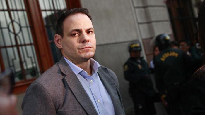 Fiscalía abre investigación contra Mark Vito por presunto lavado de activos