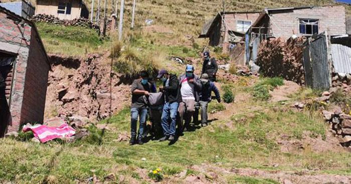 Puno: hallan muerto a varón en cerro Espinal de Juliaca