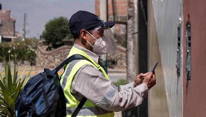 Huancavelica: comienzan a realizar los cortes de energía eléctrica a deudores