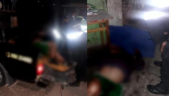 Ica: sujeto asesina a su hermano con un fierro y ataca a sus dos padres