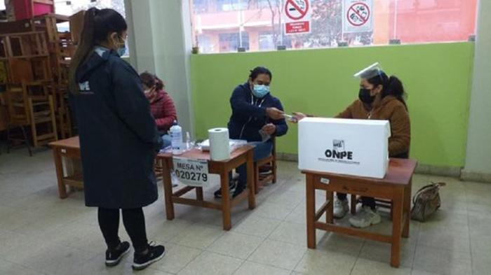 Jurado Nacional de Elecciones detectó 116 incidencias en lo que va de la jornada electoral