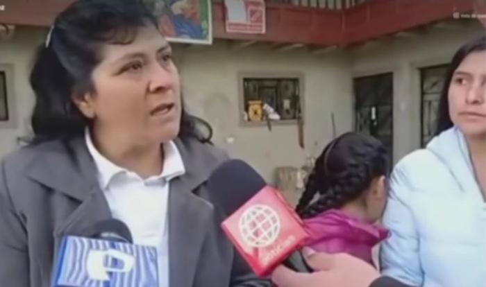 Lilia Paredes, esposa de Pedro Castillo, confirma que se mudará con sus hijos a Palacio de Gobierno