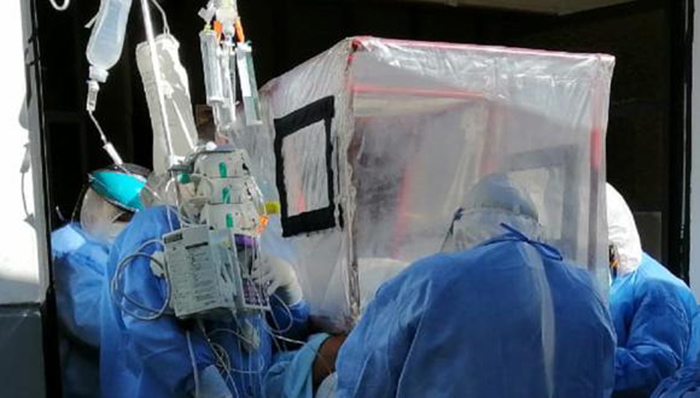 Huancavelica: más de 80 hospitalizados con Covid-19 en la región