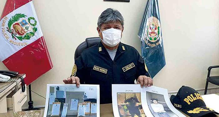 Moquegua: menor de 14 años planificó el crimen de su madre