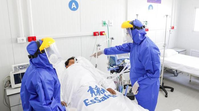 Minsa informa de 980 contagiados y 44 fallecidos por Covid-19 en las últimas 24 horas