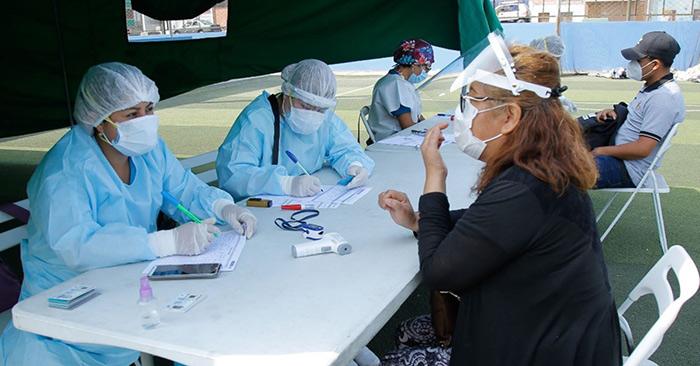 Minsa confirma 2,003 nuevos casos de covid-19 en las últimas 24 horas