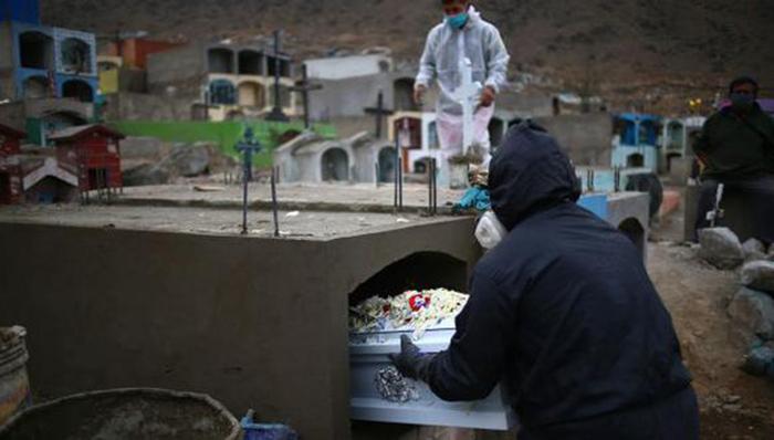 Minsa reporta 58 fallecidos por coronavirus en el Perú en las últimas 24 horas