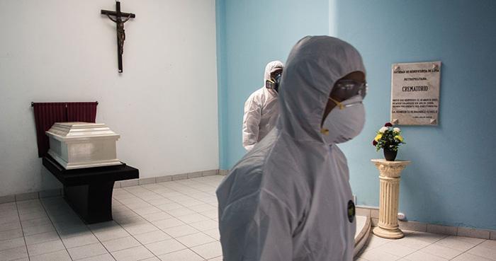 Moquegua: 27 muertes se registraron por Covid-19 en los primeros días del año