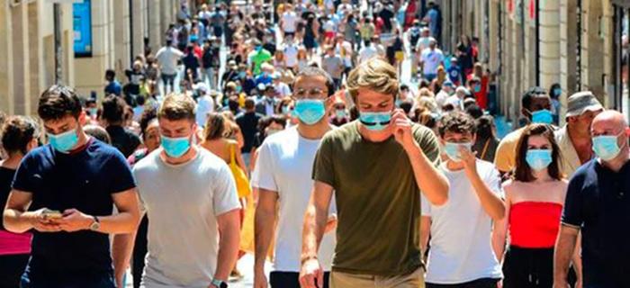 OMS registra un grave aumento diario de casos de la COVID-19 en todo el mundo