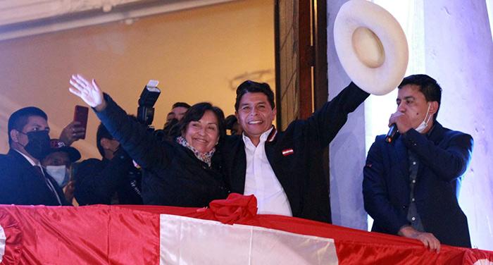 Pedro Castillo: el profesor rural que asumirá la Presidencia en el Bicentenario