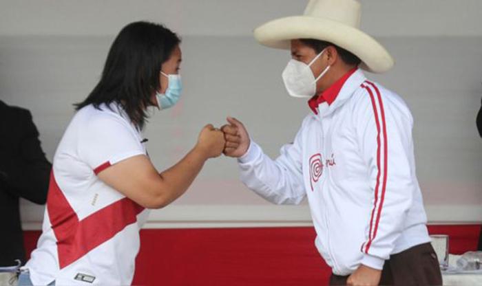 Alfredo Torres: Pedro Castillo y Keiko Fujimori tienen