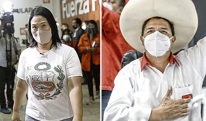 Perú Libre y Fuerza Popular no llegan a acuerdo para debates presidenciales