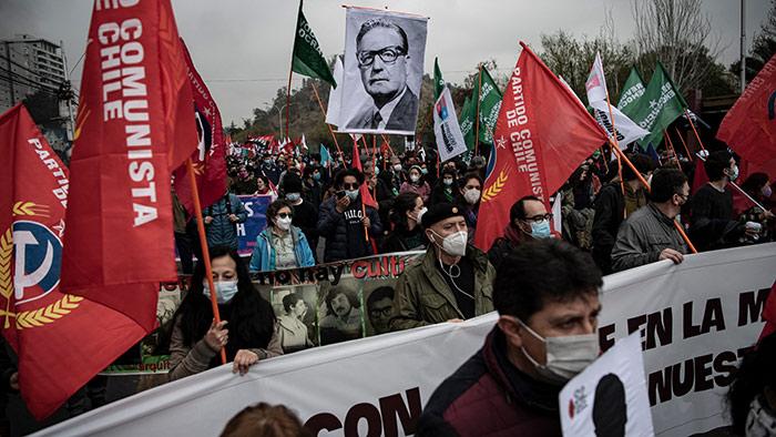 Chile homenajea al expresidente Allende en el 48 aniversario del golpe de Estado