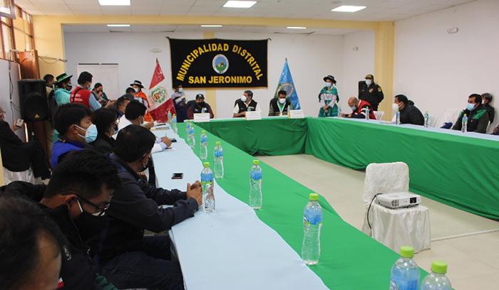 Más de 1,000 escuelas están habilitadas para el reinicio de clases presenciales en Apurímac