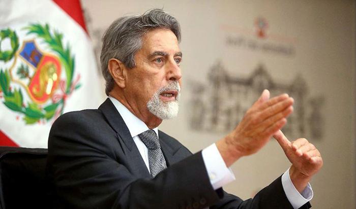 """Sagasti tras proclamación de Castillo: """"Miremos con optimismo el futuro de nuestro país"""""""