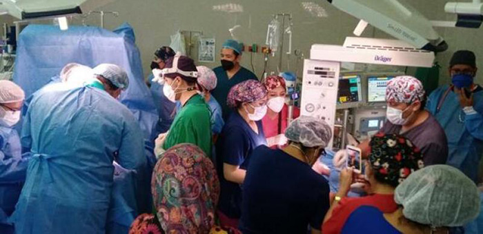 Arequipa: siameses Dylan y Neythan fueron separados tras una exitosa operación en Hospital Goyeneche