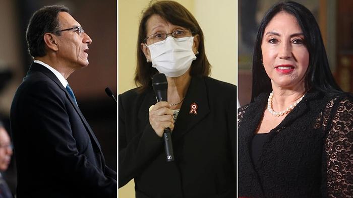 Subcomisión aprobó informe que declara procedentes las denuncias contra Martín Vizcarra y exministras