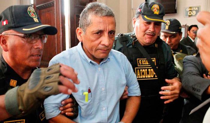 UPP planea demandar ante el TC ley de impedimentos para que Antauro Humala postule