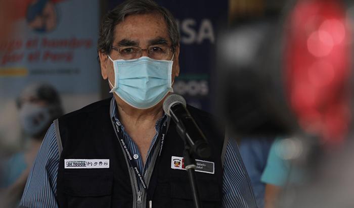 Ugarte: desde el 16 de abril vacunación será con padrón único de Reniec