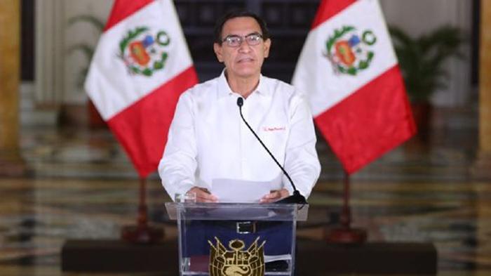 """Martín Vizcarra dice que hay traición de alguien de su entorno cercano y pide """"disculpas"""""""