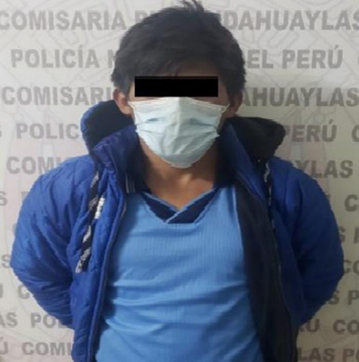 Policía detiene a hombre por presuntos tocamientos indebidos en Ccapaccalla