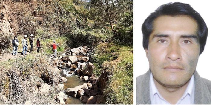 Se desembolsó más 170 mil soles para obra de defensa ribereña que no se ejecutó en Ocobamba