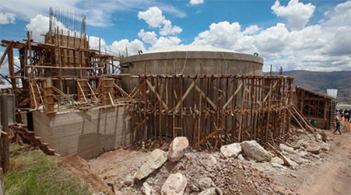 Familias de Huancabamba pronto contarán con agua potable