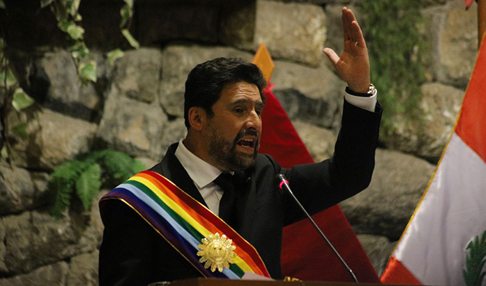 Corte Suprema absuelve a Víctor Boluarte y podrá retomar alcaldía de Cusco