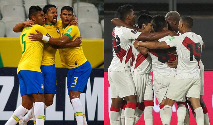Perú vs. Brasil: ¿en cuántos millones de euros está valorizado cada equipo?