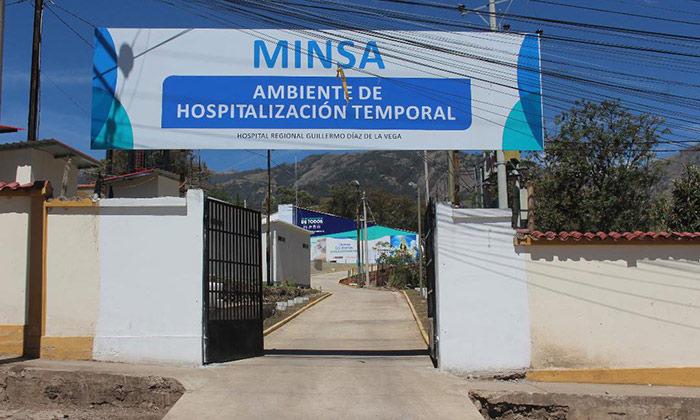 16 pacientes internados las últimas 48 horas en centro de atención temporal Covid-19 de Abancay