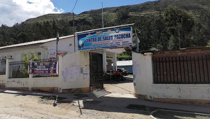 Pacucha contará con centro de aislamiento temporal para pacientes con covid-19