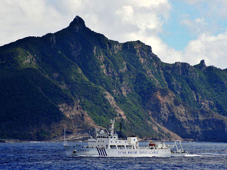China volvió a violar aguas de Japón y aumenta la tensión