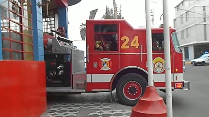 Tacna: Compañía de Bomberos Nº 24 llega a su aniversario 90 sin ambulancia operativa