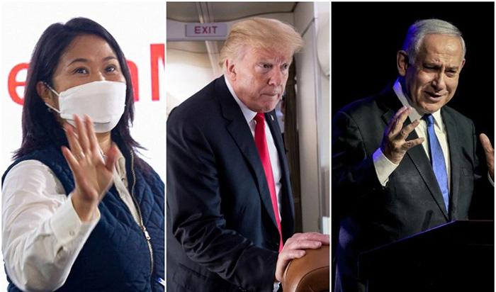 Informe de CNN compara a Keiko Fujimori con Donald Trump y Benjamín Netanyahu