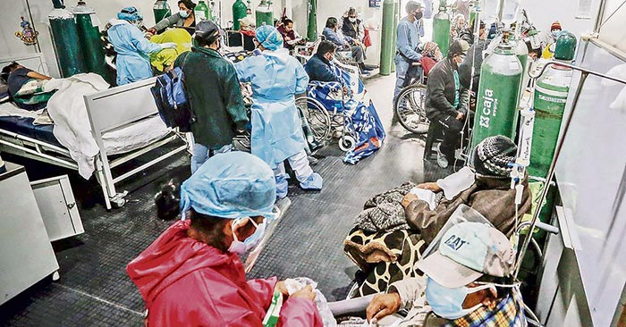 Coronavirus en Perú: confirman primer caso de la variante india en Arequipa
