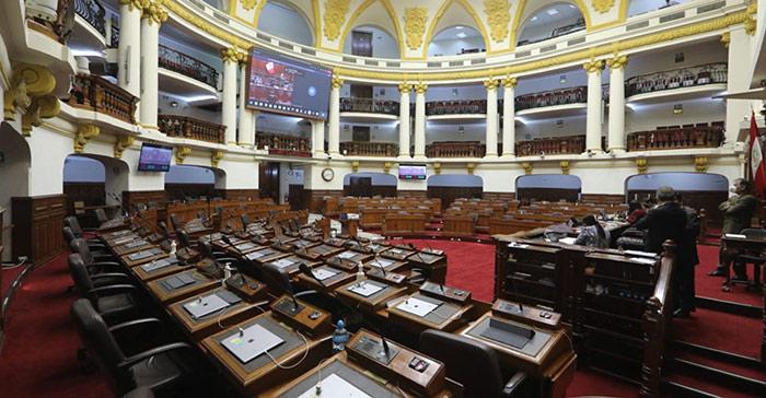 Convocan a sesión de Junta de Portavoces del Congreso para el 28 de junio