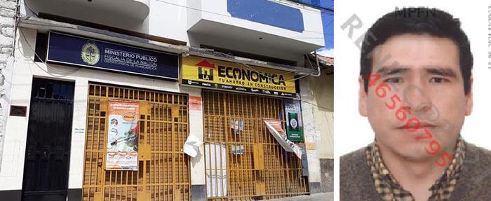 Huancavelica: Fiscal abre investigación a magistrado de Acobamba