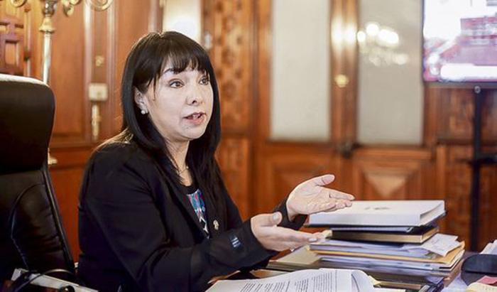 Mirtha Vásquez: ¿quién es la nueva titular del Consejo de Ministros?